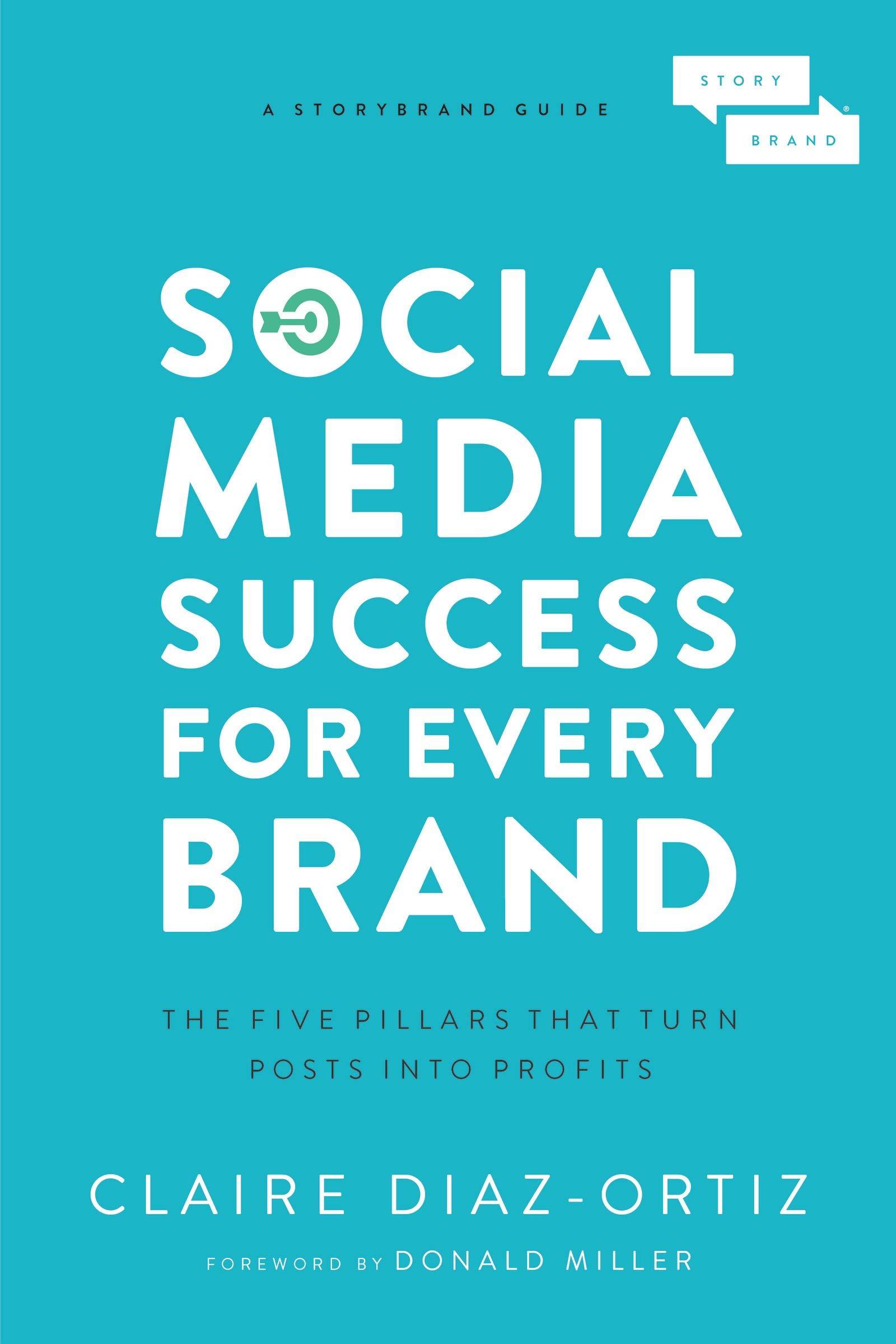 Social Media Success for Every Brand – Claire Diaz-Ortiz