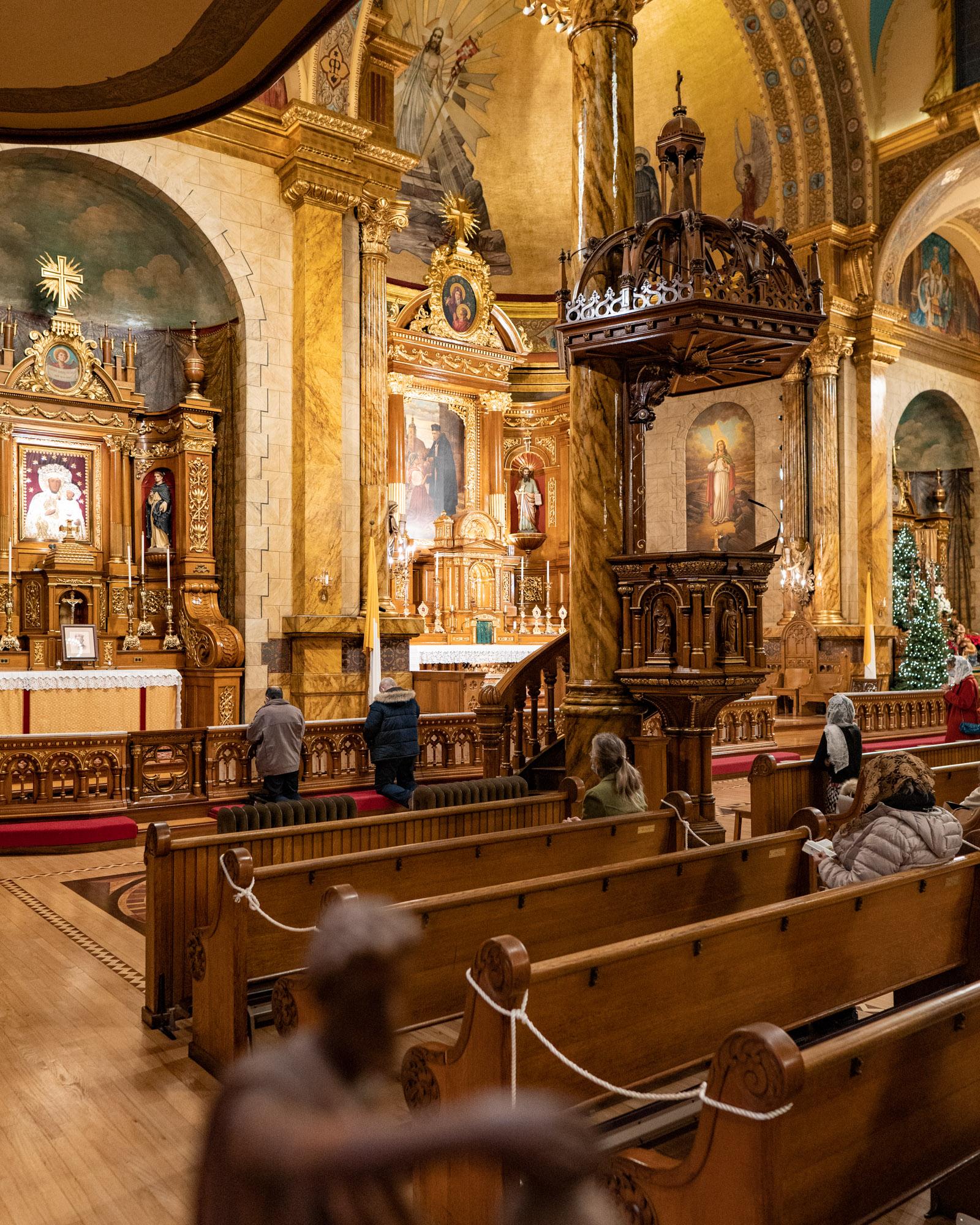 St. Cantius Church